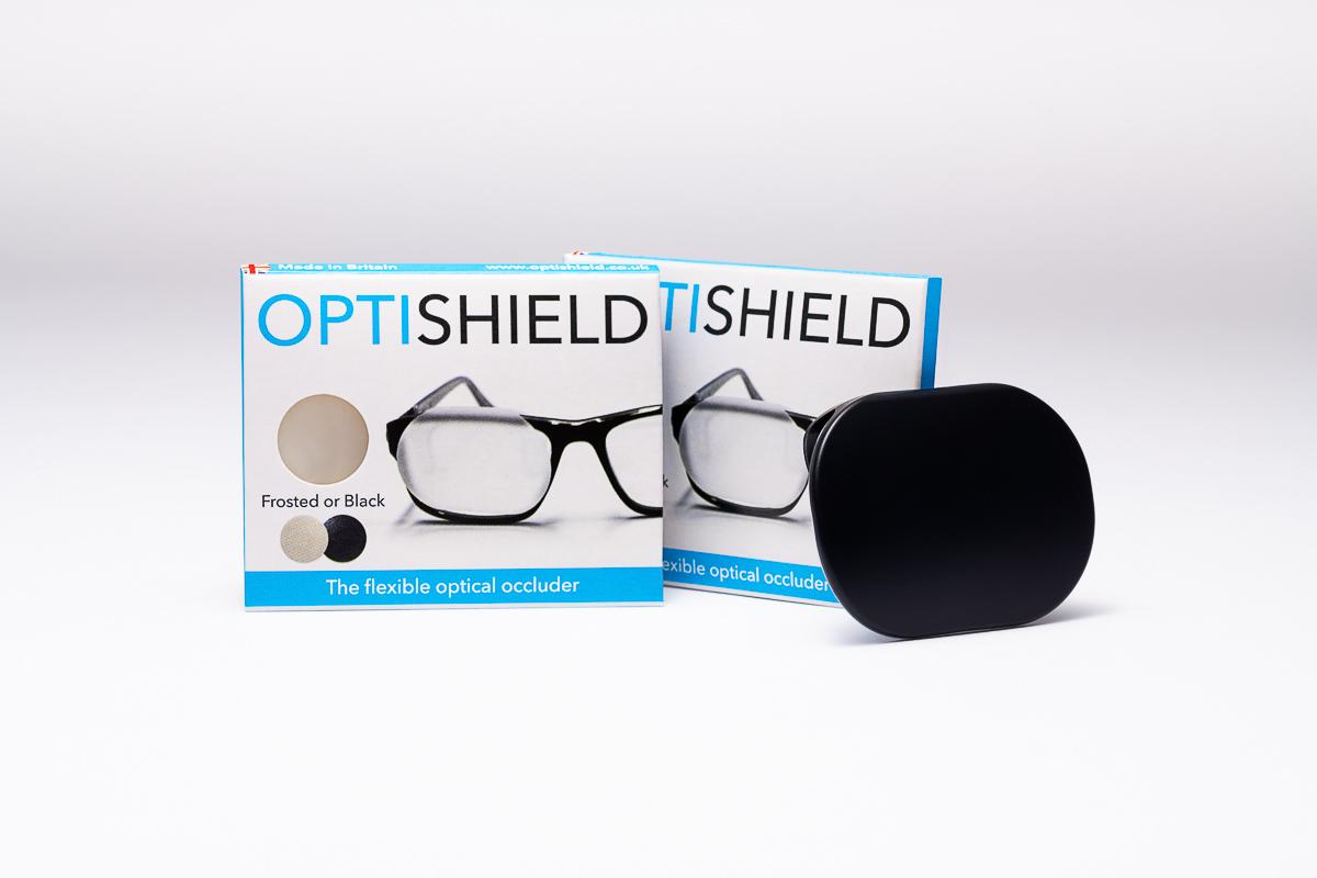 Optishield for Optometrists